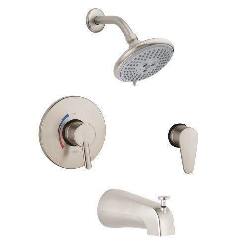 shower system nickel