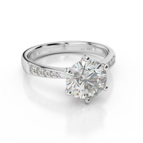 1/2 Carat Diamond Ring