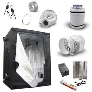 600W Grow Tent Kit  sc 1 st  eBay & Grow Tent Kit: Other Hydroponics | eBay