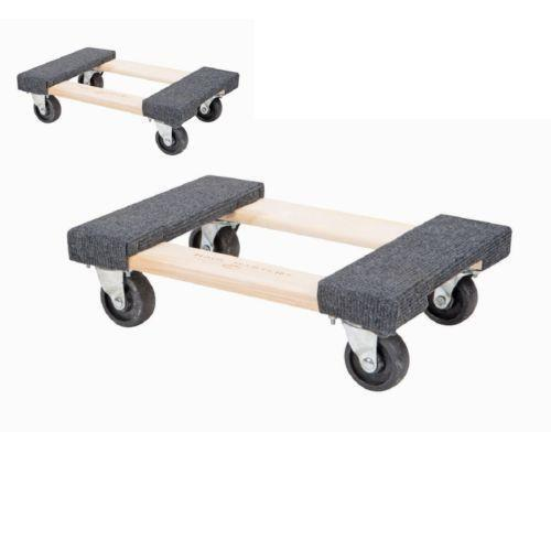 Heavy Duty Casters · Furniture Dolly
