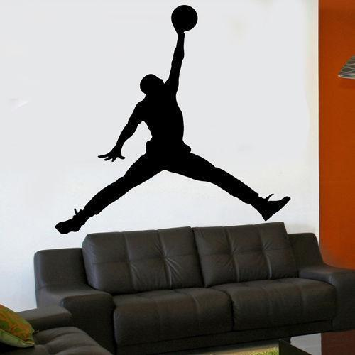 Michael Jordan Wall Stickers