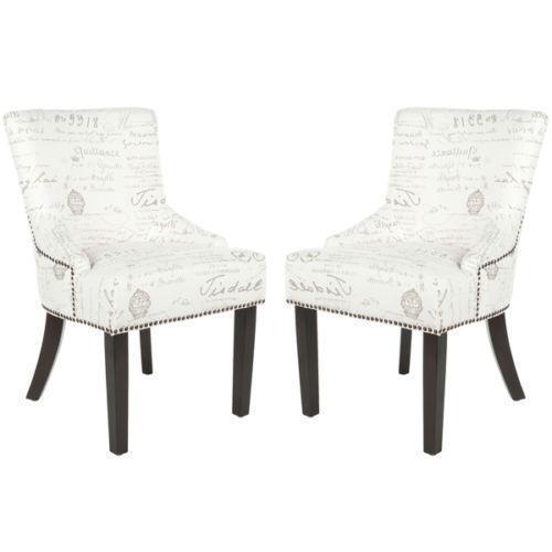 French Script Chair | EBay