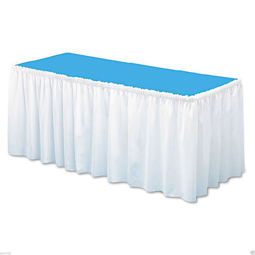 How To Make A Table Skirt