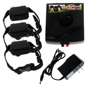 dog collar for electric fence