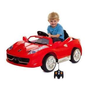 Kidu0027s Electric Ferrari Cars