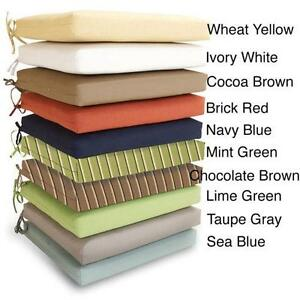 sunbrella outdoor chair cushions