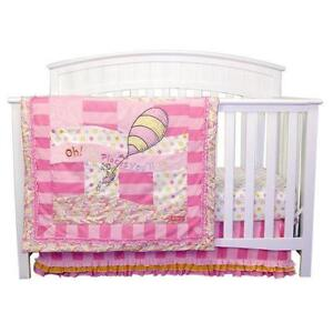dr seuss crib beddings