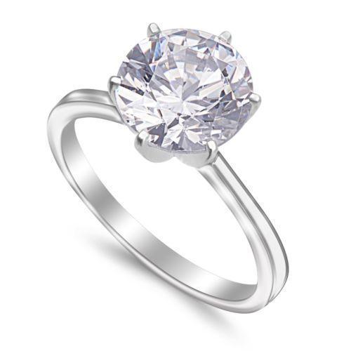 14k gold engagement ring