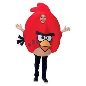 angry birds halloween kids costume