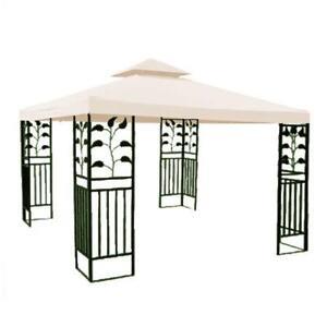 Gazebo Canopy 10x10 2 Tier  sc 1 st  eBay & 10x10 Gazebo: Awnings Canopies u0026 Tents | eBay