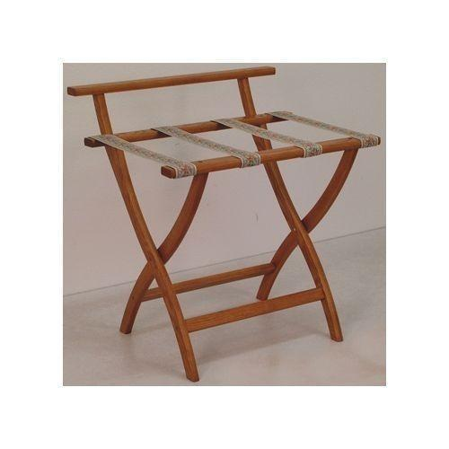 wooden luggage rack - Luggage Racks For Bedrooms