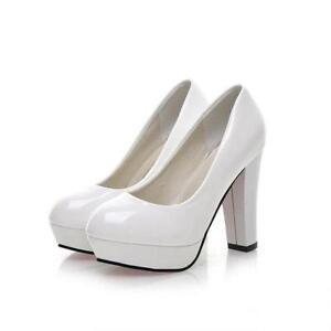 Womens White Wedding Shoes
