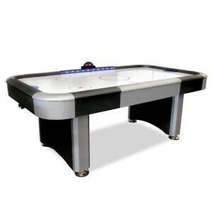 7u0027 air hockey table