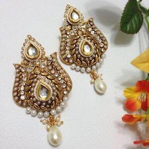 Elegant Indian Bridal Earrings