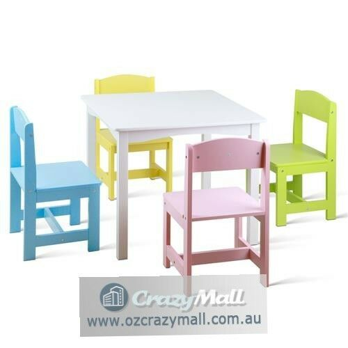 Gumtree Does Not Support Puppy Mills. Non Toxic Paint Kids Table 4 Colour  Chairs ...