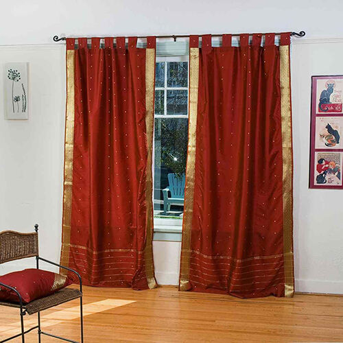 Your Guide To Tab Top Sheer Curtains