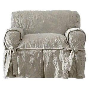Linen Chair Slipcovers