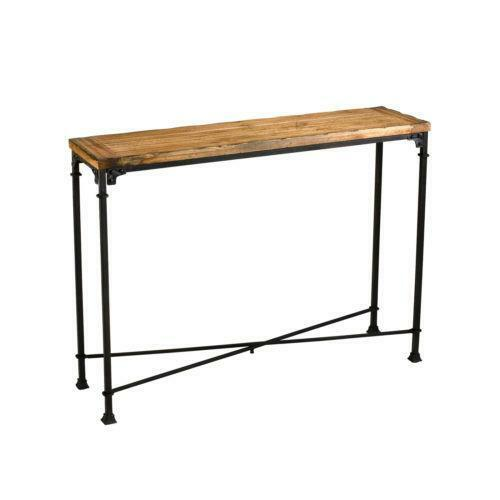 Attractive Rustic Console Table | EBay