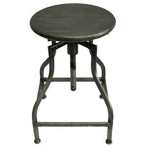 Vintage Adjustable Stools