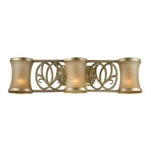 Brass Bathroom Light Fixture