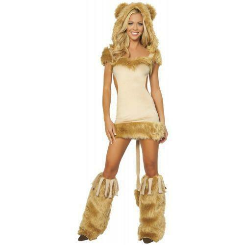 sc 1 st  eBay & Womens Lion Halloween Costumes | eBay