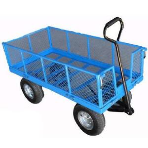 Large Garden Trolley