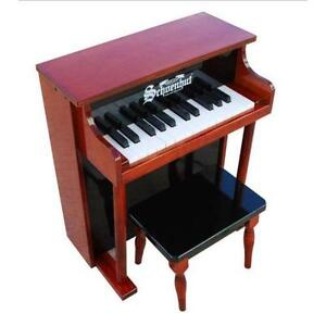 Schoenhut Toy Pianos