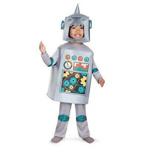 Boys Robot Costume  sc 1 st  eBay : halloween costumes for kids singapore  - Germanpascual.Com