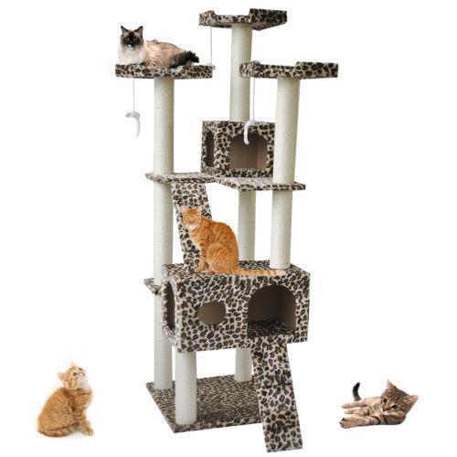 cat condo - Cat Jungle Gym