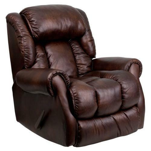 Leather Rocker Recliners  sc 1 st  eBay & Rocker Recliner: Chairs | eBay islam-shia.org