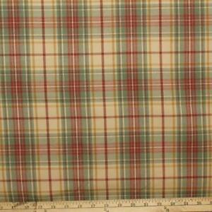 Vintage Plaid Fabrics