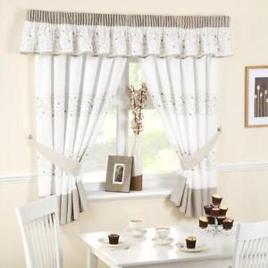 Kitchen Curtains With Pelmet