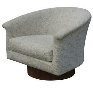 Vintage Barrel Chairs