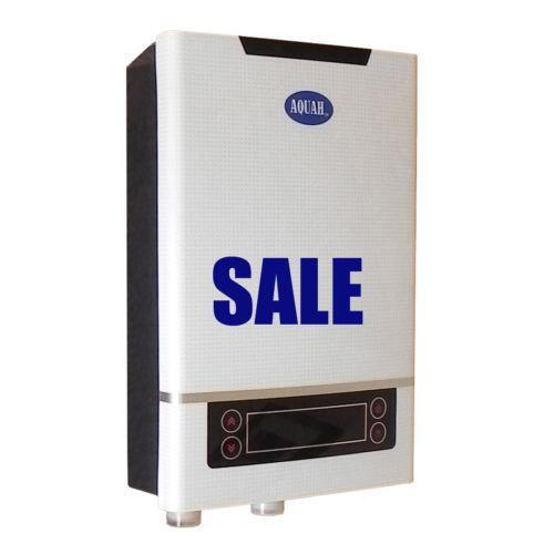 tankless electric water heater whole house