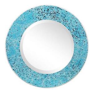 Beau Mosaic Bathroom Mirror
