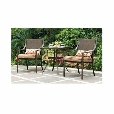 An Additional Option For Small Patio Seating Would Be To Include Two  Decorative Chairs Surrounding An End Table. A Set Up Such As This Does Not  Lend Itself ...