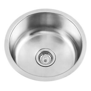 Round Bar Sink