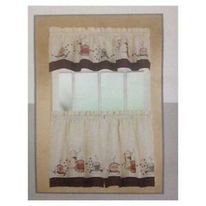 High Quality Kitchen Cafe Curtains