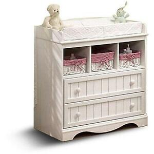 Delightful Changing Table Dressers