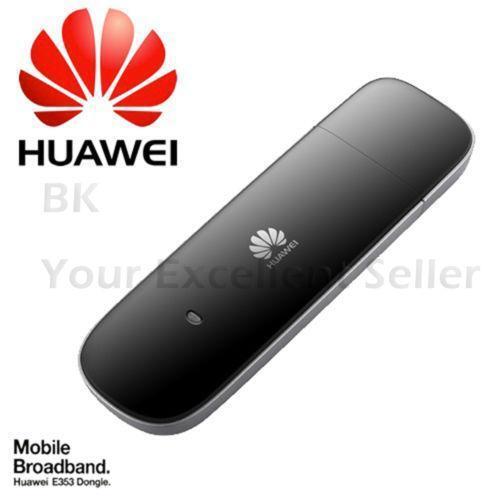 huawei e353 dongle software