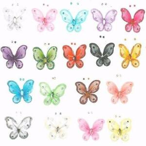 Beautiful Wall Stickers Butterfly Decorations