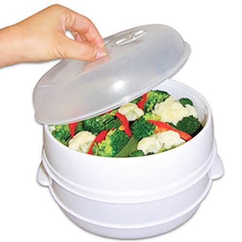 Good Microwave Vegetable Steamer   EBay