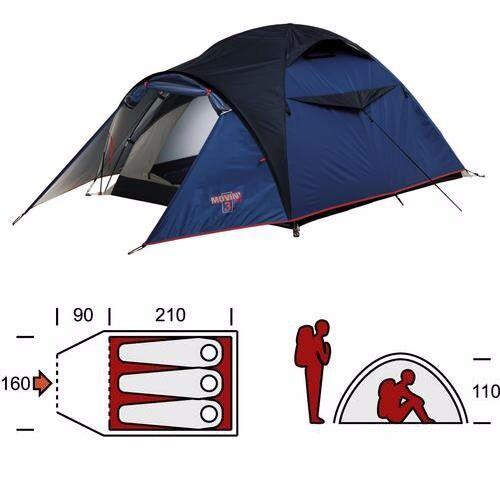 Ferrino Movin 2000 3 Man Tent  sc 1 st  Gumtree & Ferrino Movin 2000 3 Man Tent | in Warrington Cheshire | Gumtree