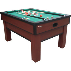 Atomic Classic Bumper Pool Table