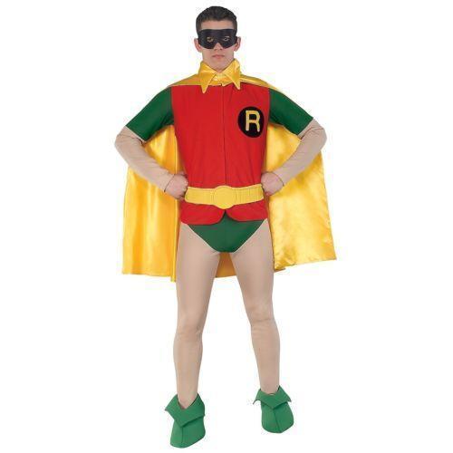 sc 1 st  eBay & Mens Robin Costume | eBay