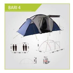 4 Man 2 Room Tent  sc 1 st  eBay & 4 Man Tent   eBay