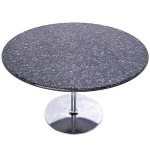 Round Granite Table Tops