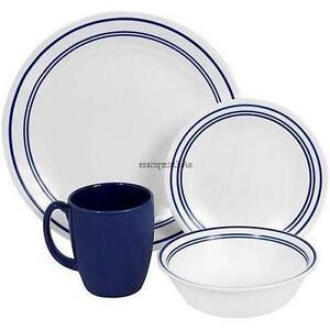 Corelle Dinnerware Set New  sc 1 st  eBay & Corelle Dinnerware Set | eBay