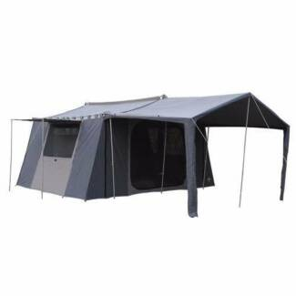 cabin tent  sc 1 st  Gumtree & Fraser cabin tent 8 person camping tent | Camping u0026 Hiking ...