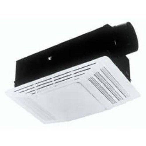 bathroom exhaust fan heaters
